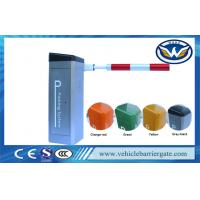 0.9s/4s Fast Speed Toll Gate Barrier Boom System With Computer Control