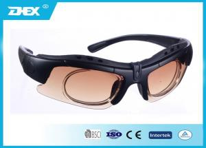 China Polarized tinted Anti fog Tactical Goggles / Airsoft Eyewear Goggles glasses on sale