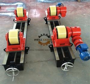 Quality Parafuso movimentador do rotador variável da soldadura da velocidade que centra for sale