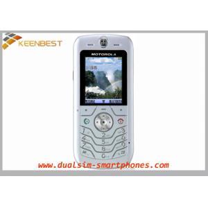 China CSTN, 65K colors Refurbished Cellular Phones Motorola L6 on sale