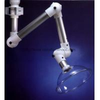 Flexible Laboratory Fittings , Bench Mounted Fume Extraction Arms With PP Tubes