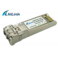 20km 1470nm SFP+ Optical Fiber Transceiver Receiver Sensitivity < - 15dBm