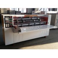 Slitter Scorer Corrugated Paperboard Machine Corrugated Carton Box Making Machine