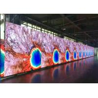 High Resolution Definition Full Color Indoor LED Advertising Display Screen Customized Size LED Video Walls