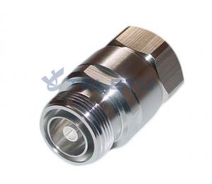 China DIN 7/16 Female connector for 7/8'' flexible RF cable RF Coaxial Connector on sale