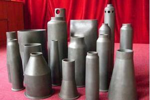 China Silicon Carbide Ceramic Sisic Sic Nozzle Burner Kiln Furnace Recrystallized Silicon Carbide on sale