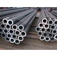JIS G4051 Seamless Mild Steel Tubing for Machinery Use , Round Thin Wall Steel Pipe with ISO