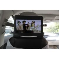 Audi car pad active headrest Monitor with touch screen wifi 3G USB 2.0 internet music video movie games