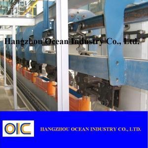 China Heavy duty drive chain Conveyor line tracks for construction equipment on sale