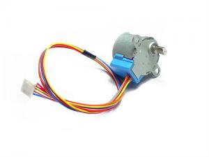 China 12V DC 5 Line 4 Phase Stepper Motor With Permanent Magnet For Air Conditioner Louver on sale