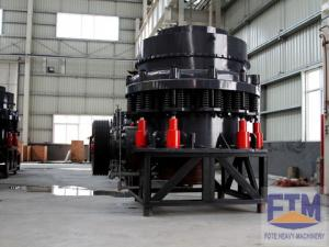 China New type mineral gravel cone crusher on sale