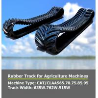 """Wear Resistance T36 """" X P2 X 51JD Rubber Tracks For John Deere Tractors 9RT With Enhanced Structure And Cable"""