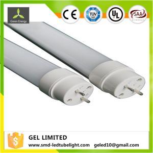 China 9 Watt 2 Feet Plastical Clad Aluminum T8 LED Tube Light with safety material For Household on sale