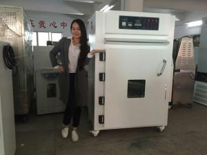 China Turbine Fan Industrial Hot Air Oven Material Drying And Aging Test on sale