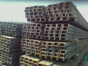 Quality Long Steel Hot Rolled U Beam of Q235, Q345, S235, SS400, SM490, A36 Mild Steel Products for sale