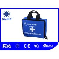 Outdoor First Aid Medical Adventure Kits , First Aid Hiking Kit Customer Logo