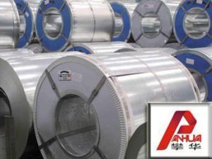 China 熱い浸された冷間圧延された PPGI の鋼鉄コイルは/電流を通された鋼板 ASTM A653、JIS G3302 を プレコート on sale