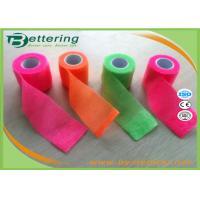 Neon Colour  Non Woven Self Adhesive Bandage Coflex tape Pet Bandage