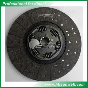 China Brand new heavy truck parts SACHS Clutch Disc Clutch Pressure Plate 1878004232 for Mercedes Benz Truck on sale