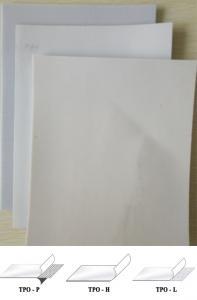 China TPO waterproofing membrane on sale