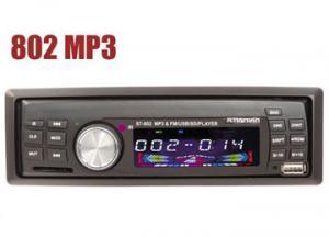 China Формат МП3 КД ДВД-плеера автомобиля аудио аудиоплеера автомобиля мп3 плеера автомобиля аудио---(МП3 802) on sale