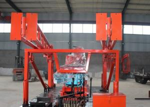 China River Levees Protection Core Drill Rig For Grouting Hole Drilling on sale