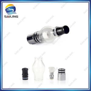 China 4ml Globe GT 2 Dry Herb EGO Vaporizer , Lady E-cigarette Atomizer on sale