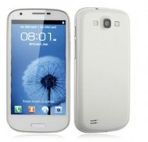 China FeiTeng N9300+ I9300 4.7 Inch Screen Android Smart Phone MTK6577 Dual Core  on sale