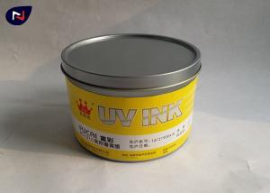China UV LED Ink for Plastics or Package on sale
