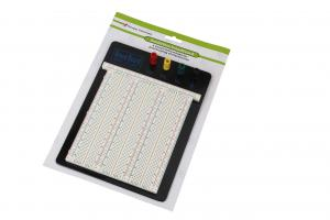 China Large Size 2390 Tie Point Solderless Breadboard Perfect for Prototyping / Testing on sale