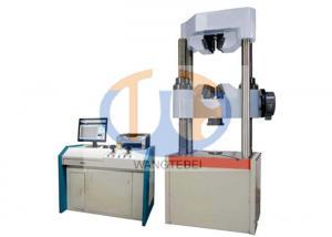 China Suitable Operation Bolt Testing Machine , Servo Hydraulic Fatigue Testing Machine on sale
