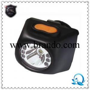 China KL4.5LM portable led cordless miner cap lamp on sale