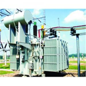 China 35KV series three-phase oil-immersed transformer on sale