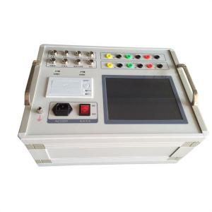 China Digital Circuit Breaker Analyzer , Dynamic Characteristics High Voltage Tester on sale