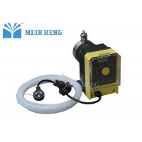Proportional Chemical Metering Pump Stainless Steel Electric High Pressure