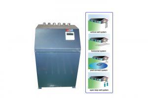 China 16 KW Household Ground Source Heat Pumps Europe Standard Daikin Scroll Compressor on sale