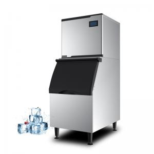 China OEM Commercial Ice Maker Machine /  Small Industrial Ice Cube Making Machine With 30kg on sale