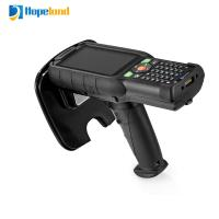 Multiple Tags Handheld UHF RFID Reader High Speed CPU IP66 For Inventory System