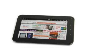 China 7 inch tablet pc, android tablet pc, capacitive touch screen, android 4.0; A13 CPU on sale