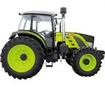 Small Garden Compact Diesel Tractor 2400r / Min Rated Speed High Performance