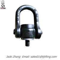 China G80 swivel lifting points M10X1.5 0.7T mold lifting point/swivel eye bolt color black on sale