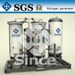 SGS/セリウム/ISO/SIRA のオイル及びガス PSA 窒素の発電機のパッケージ システム