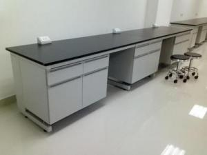 China Flexible Biology  Science Lab Work Bench  furniture For University / Hospital?college?school on sale