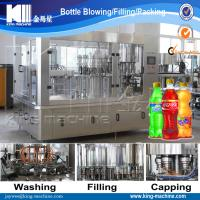 Hot sale bottled carbonated water production machine