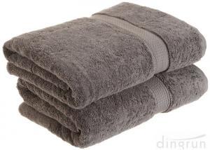 China Extra large personnalisé à séchage rapide de serviettes de Bath pour la salle de bains/gymnase on sale