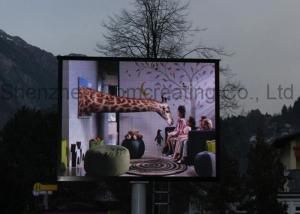 China P4 led advertising screen , big indoor led tv for stage Controlled by PC on sale