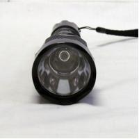 China Military-Grade Aluminum Body, Rechargeable, 1200lm High Powered LED Flashlight on sale