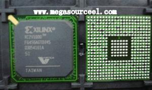 China Programmable IC Chip XC2V1000-5FG456I- xilinx - Virtex-II Platform FPGAs on sale