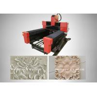 High Stable Etching Tool Stone Carving Diy CNC Router Machine For Marble / Jade
