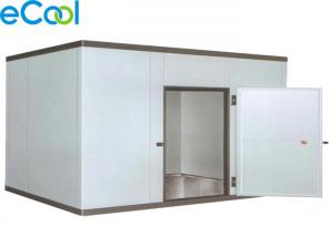 China Mini Restaurant Commercial Cold Storage , PU Panel Walk In Refrigerator on sale